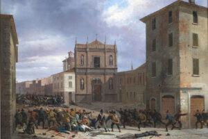 10 giornate combattimenti barricata San Barnaba brescia