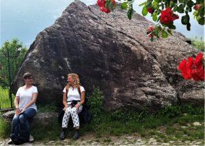 pietra delle streghe montisola Visita online - Le pietre del diavolo