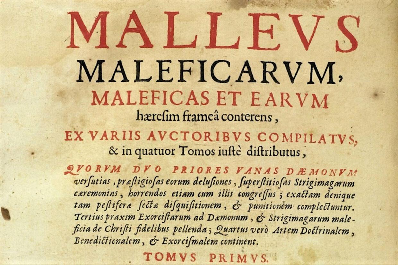 malleus maleficarum Visita online - Streghe di Valle Camonica