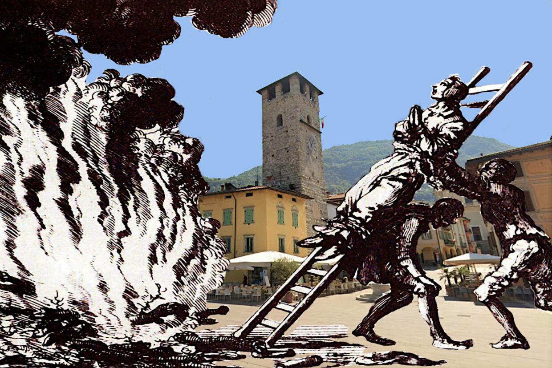 rogo delle streghe torre del vescovo pisogne Visita online - Streghe di Valle Camonica