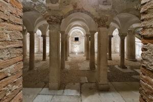 Cripta della chiesa di San Salvatore in Santa Giulia