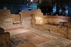 Domus di Dioniso nel Museo di Santa Giulia