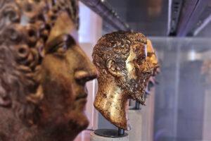 Ritratti imperiali romani in bronzo nel Museo di Santa Giulia