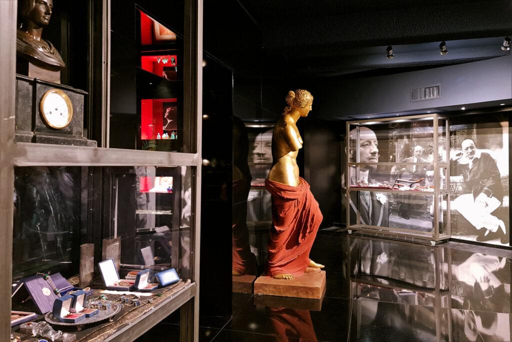 Museo D'Annunzio segreto nel Parco del Vittoriale