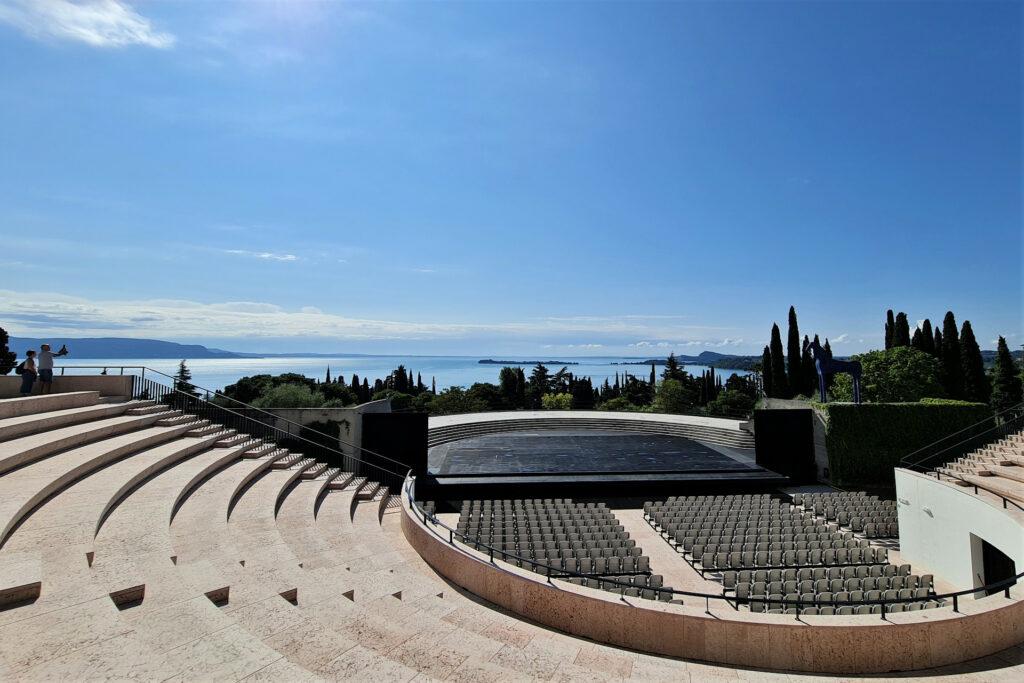 Teatro di D'Annunzio nel Parco del Vittoriale